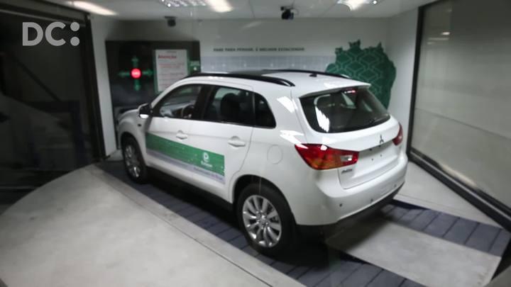 Entenda como funciona o estacionamento robotizado