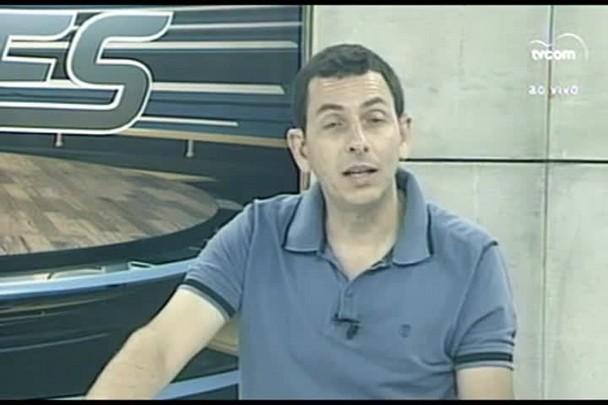 TVCOM Esportes. 2º Bloco. 12.01.16