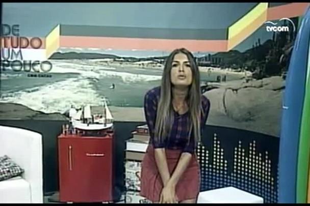 TVCOM De Tudo um Pouco. 2º Bloco. 06.03.16