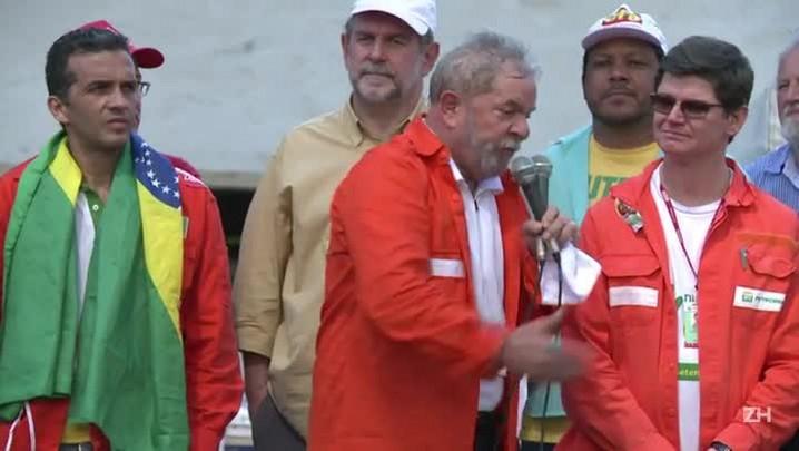 Lula é denunciado pela Procuradoria-Geral da República
