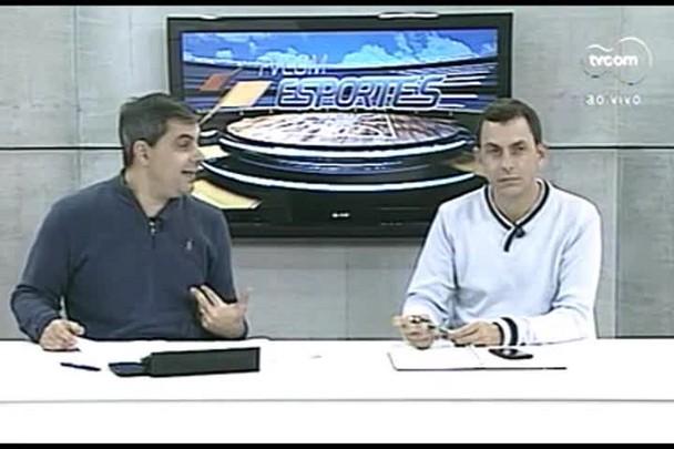 TVCOM Esportes. 3º Bloco. 17.05.16
