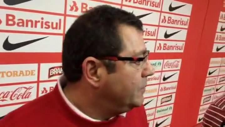 Pellegrini diz que Nilton está de saída do Inter