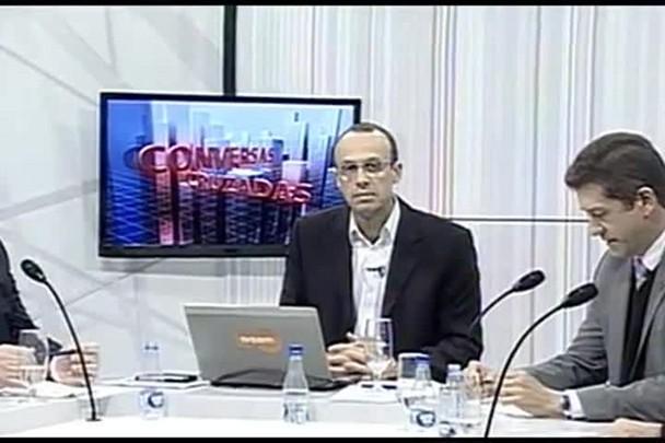 TVCOM Conversas Cruzadas. 3º Bloco. 16.06.16