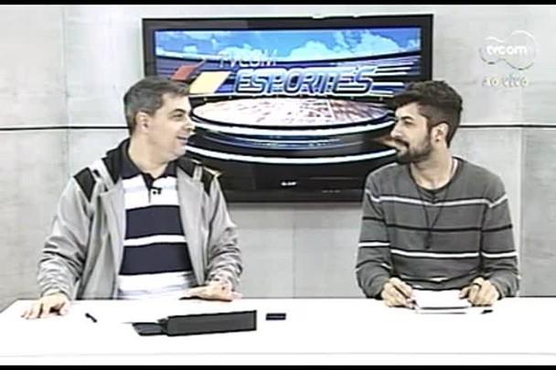 TVCOM Esportes. 1º Bloco. 21.07.16