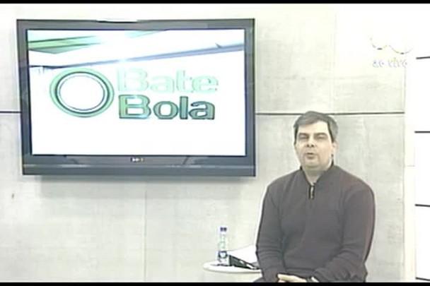 TVCOM Bate Bola. 4º Bloco. 08.08.16