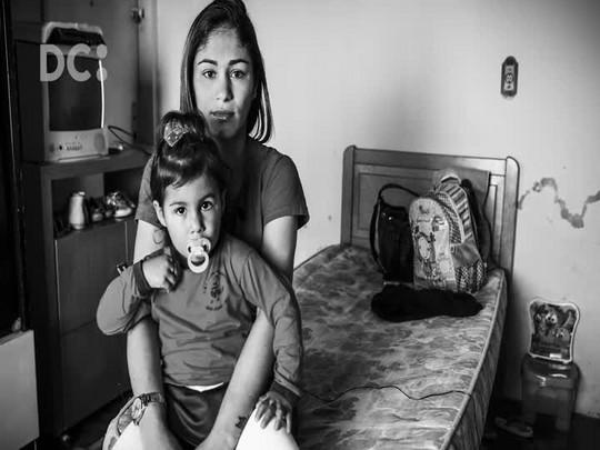 A história de Bruna: 18 anos no abrigo