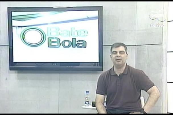 TVCOM Bate Bola. 1º Bloco. 29.08.16