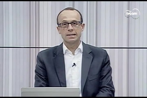 TVCOM Conversas Cruzadas.1º Bloco. 14.09.16