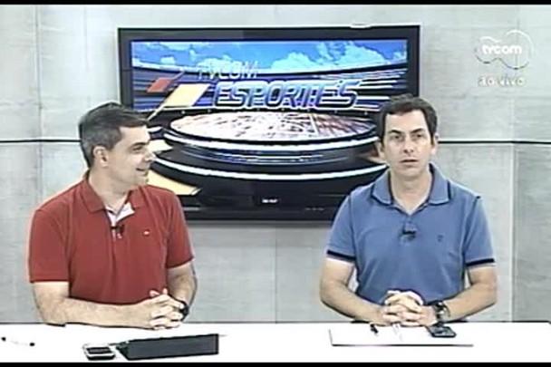 TVCOM Esportes. 1º Bloco. 22.09.16