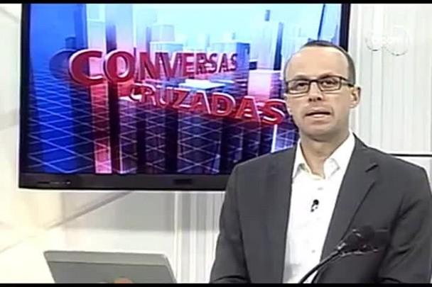 TVCOM Conversas Cruzadas. 3º Bloco. 05.10.16