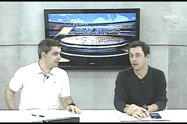 TVCOM Esportes. 1º Bloco. 18.10.16
