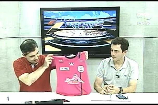 TVCOM Esportes. 3º Bloco. 20.10.16