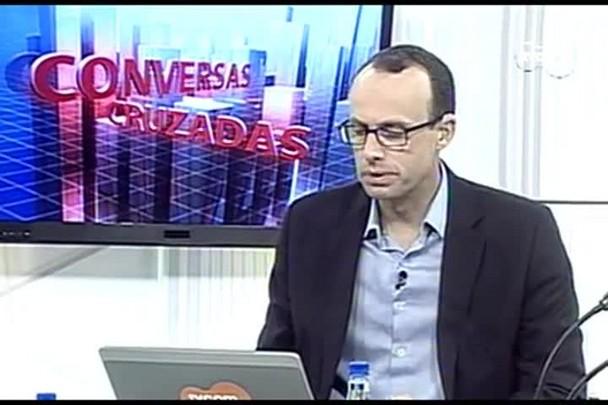 TVCOM Conversas Cruzadas. 4º Bloco. 24.10.16