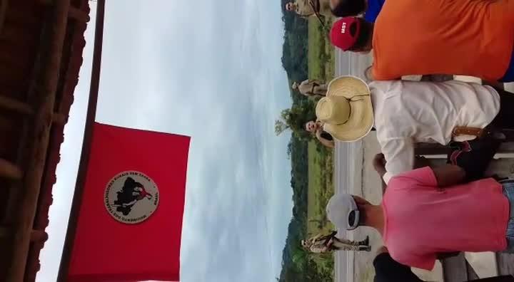 Policiais impedem nova ocupação do MST em Garuva