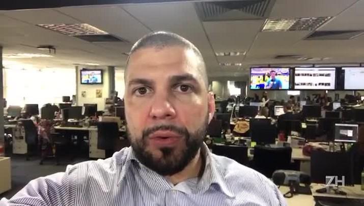 Caju Freitas: tudo ou nada para Chris Weidman