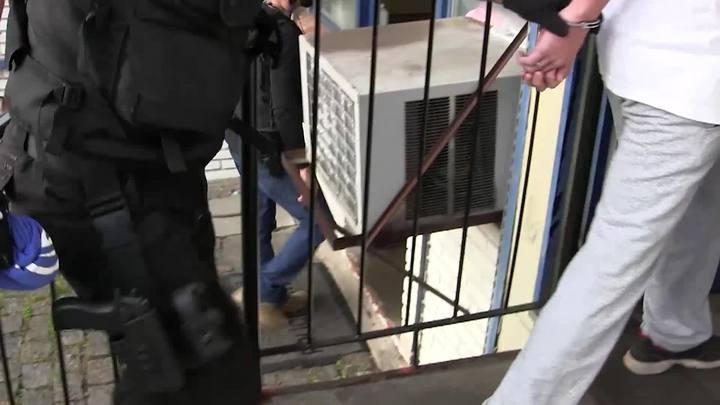 Ladrões de carro são presos em Porto Alegre