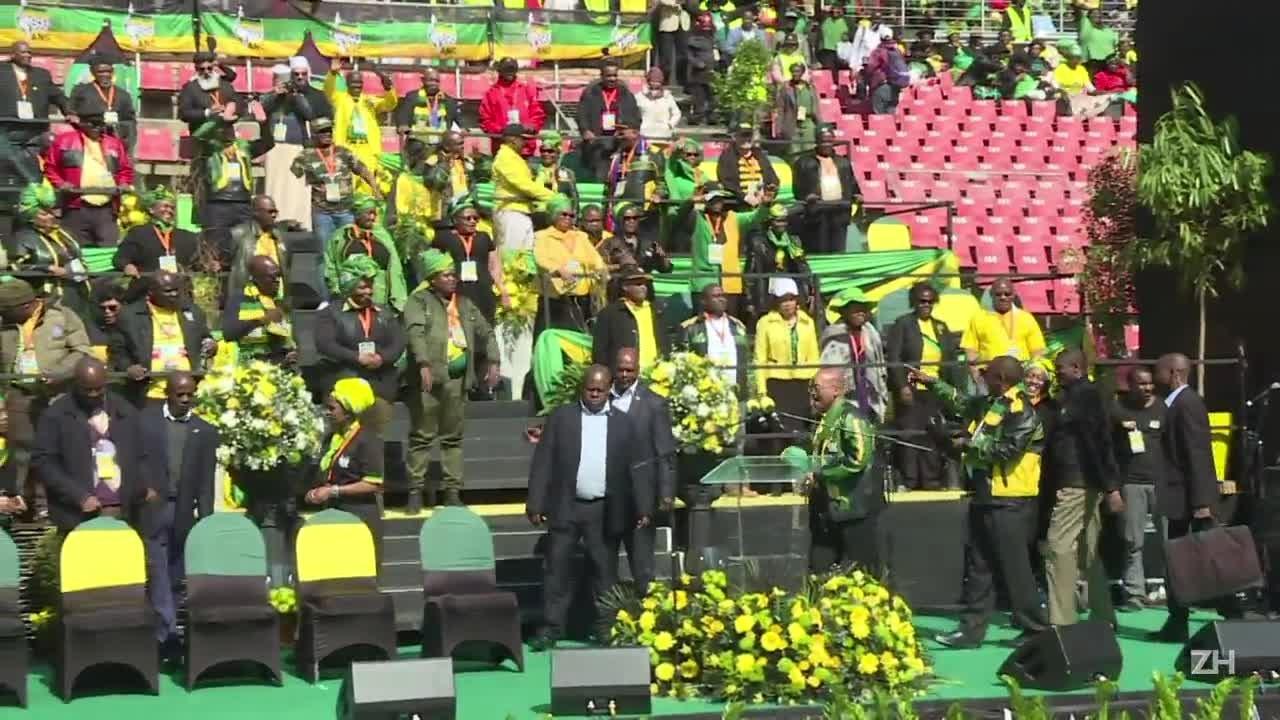 África do Sul: ANC decide pela saída do presidente