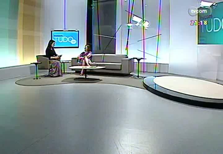 TVCOM Tudo Mais - Cleonice Borscheid (Piquenique no Jardim)
