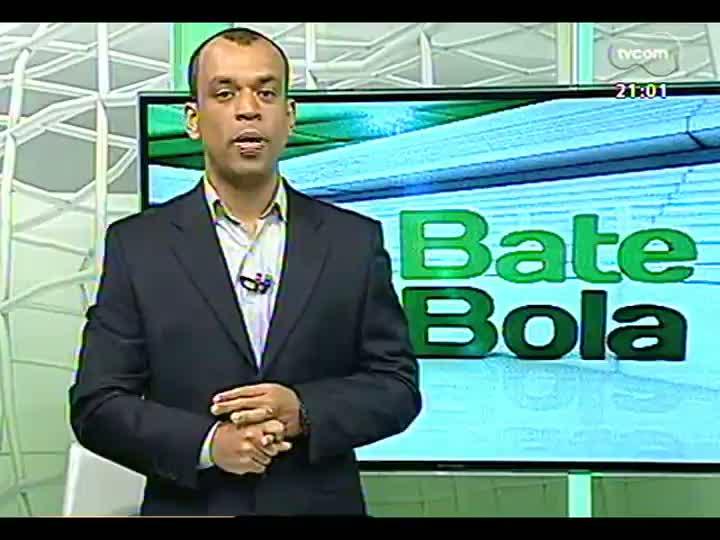 Bate Bola - 16/12/2012 - Bloco 1 - Entrevista Dunga