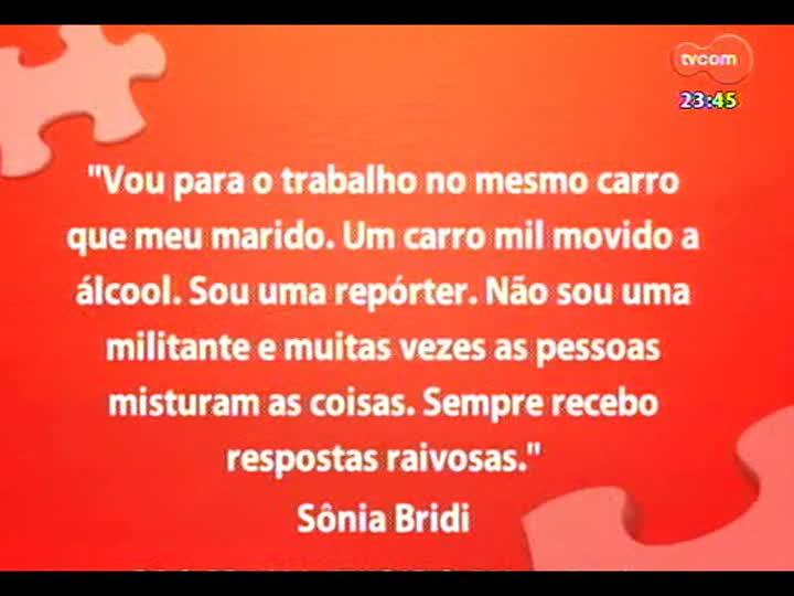 Mãos e Mentes - Momentos marcantes: reveja a entrevista da jornalista Sônia Bridi - Bloco 2