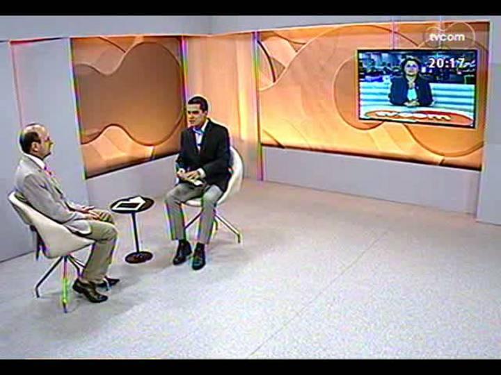 TVCOM 20 Horas - Relação estremecida entre PT e PSB no RS - Bloco 3 - 20/02/2013