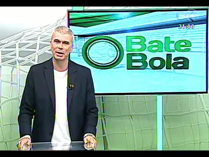 Bate Bola - Vitória do Internacional no Gauchão e do Grêmio na Libertadores - Bloco 1 - 24/02/2013