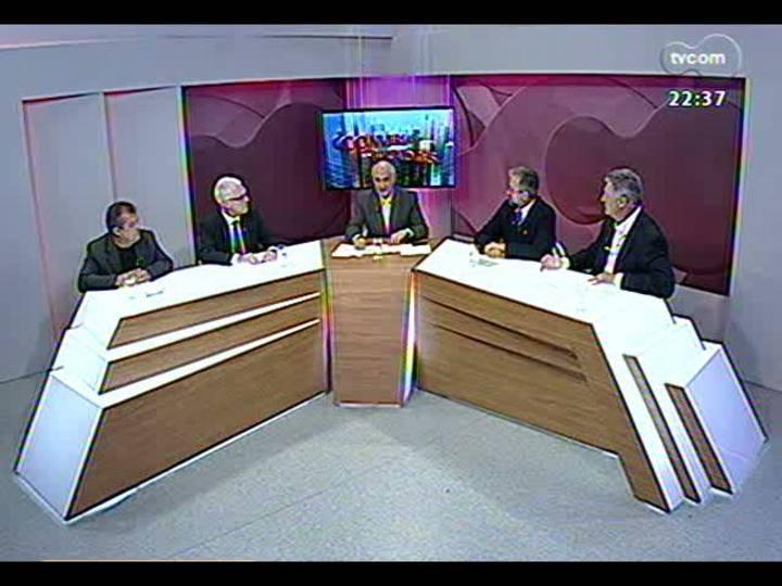 Conversas Cruzadas - Debate sobre o rumo da extração de areia no Rio Jacuí - Bloco 2 - 05/06/2013