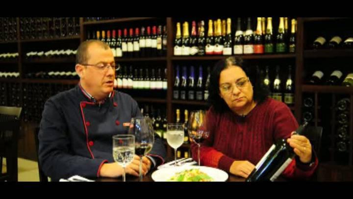 Na Cozinha da Bete: Vinhos com Massa