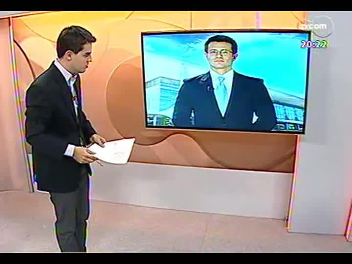 TVCOM 20 Horas - Informações sobre a reunião da presidente Dilma com os ministros - Bloco 3 - 01/07/2013