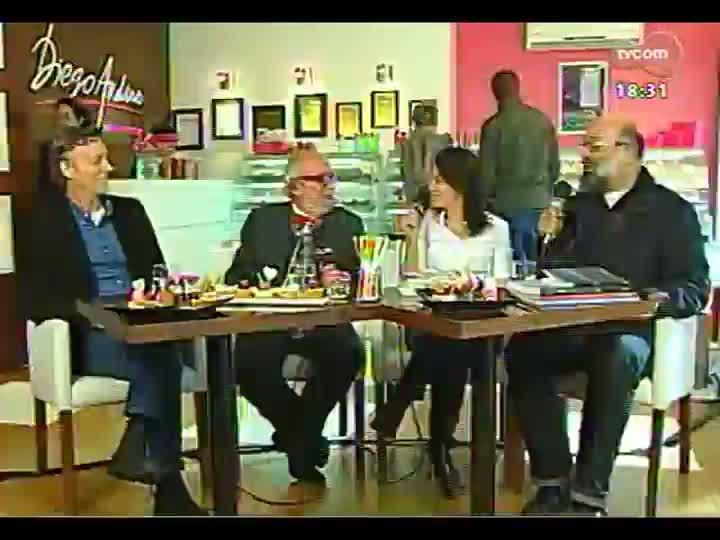 Café TVCOM - A importância do turismo local e o IDH do RS - Bloco 3 - 03/08/2013