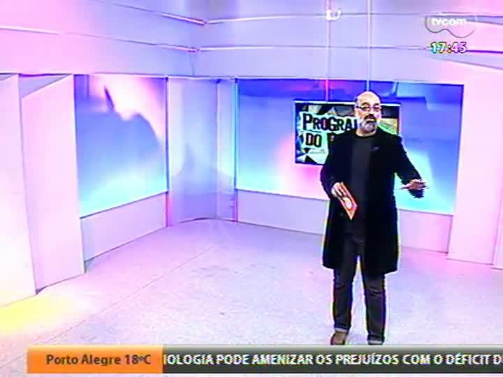 Programa do Roger - Gaiteiro Paulinho Cardoso fala sobre disco \'Festa\' - bloco 1 - 05/08/2013