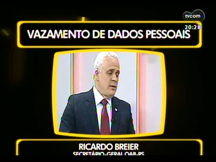 TVCOM 20 Horas - Confira um resumo das notícias da semana - Bloco 3 - 16/08/2013