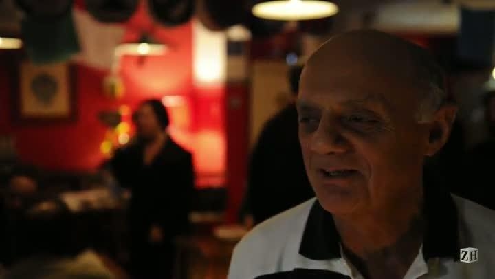 Café ZH reúne moradores