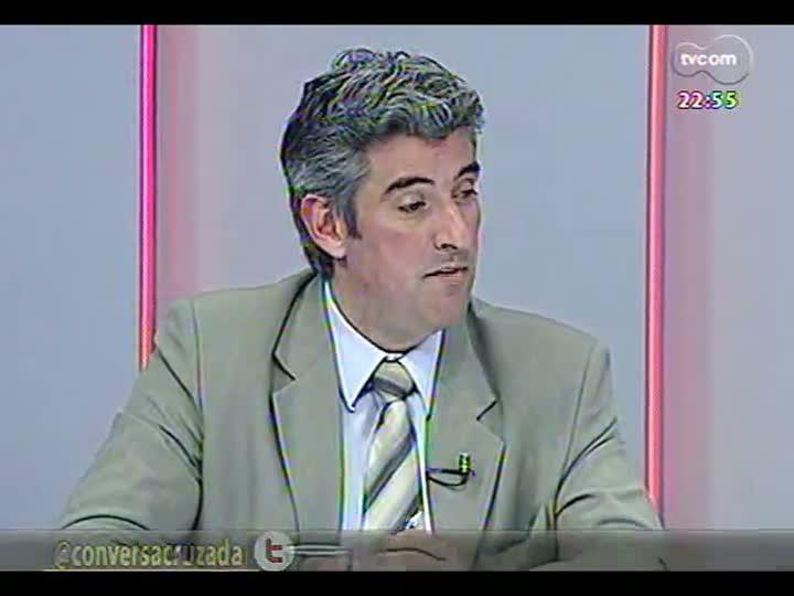 Conversas Cruzadas - Debate sobre a absolvição do deputado Natan Donadon - Bloco 4 - 29/08/2013