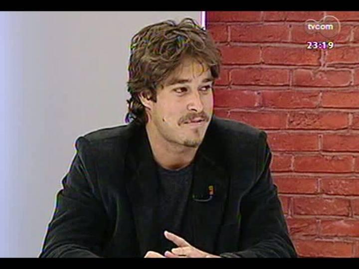 Mãos e Mentes - Felipe Amaral, sócio-diretor da Semente Negócios - Bloco 1 - 29/08/2013