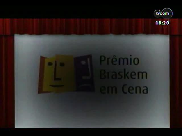 Programa do Roger - Lançamento do curta \'Os filmes estão vivos\' em Porto Alegre - bloco 4 - 12/09/2013