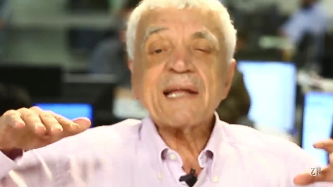 Paulo Sant\'Ana defende unidades pacificadoras em Porto Alegre