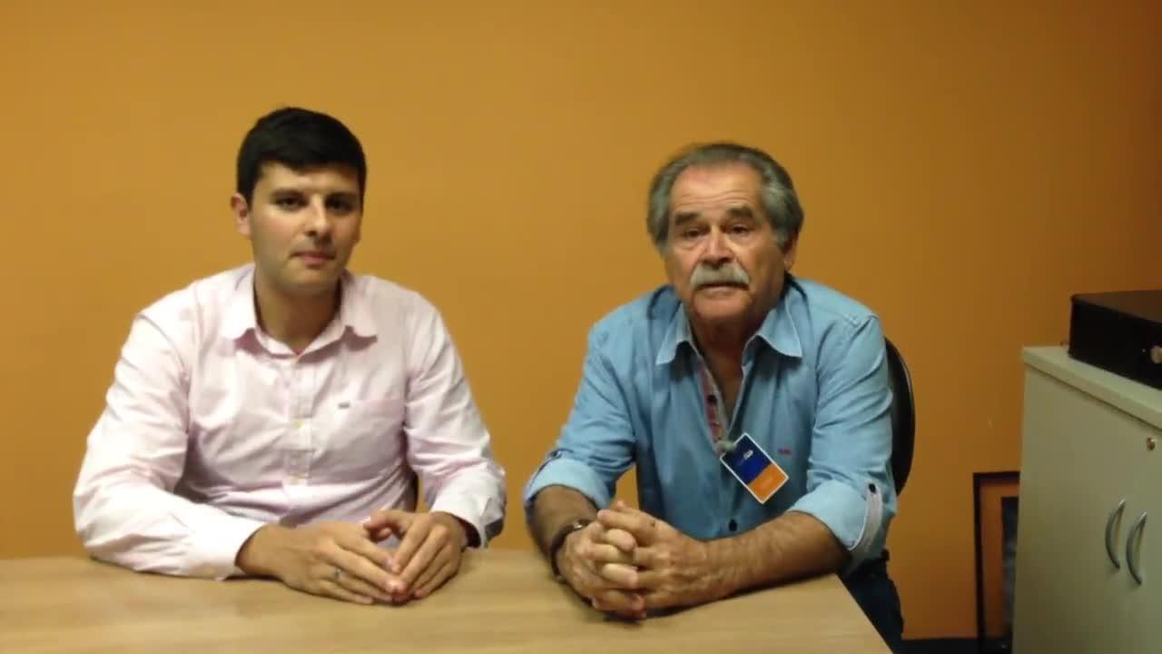 Alcy Cheuiche revela a fórmula para despertar o interesse das crianças pela leitura - 01/11/2013