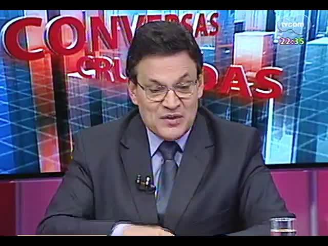 Conversas Cruzadas - O caos que Porto Alegre viveu ontem é reflexo apenas da forte chuva? - Bloco 2 - 11/11/2013