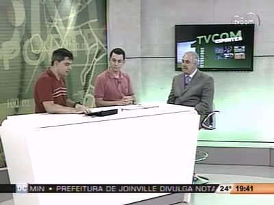 TVCOM Esportes - Entrevista Nilton Machado - 19/11/2013