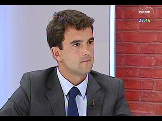 Mãos e Mentes - Membro da Comissão de Monitoramento dos Efeitos da Copa e Megaeventos Rodolfo Lorea Malhão - Bloco 2 - 15/01/2014