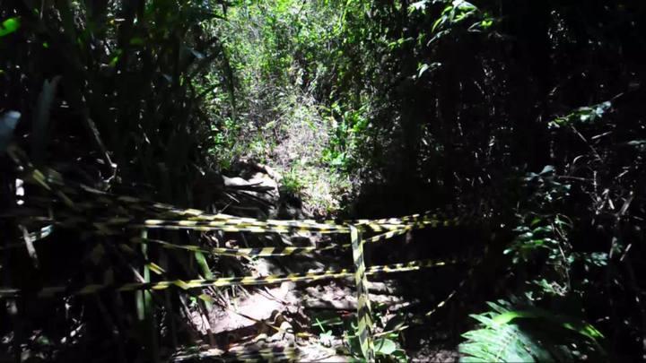 Perigo nas cachoeiras
