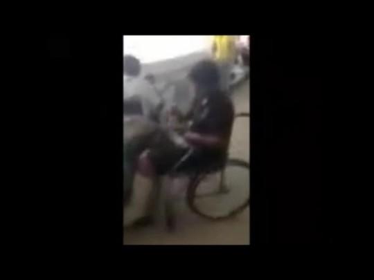 Médico registra em vídeo superlotação em hospital de Joinville