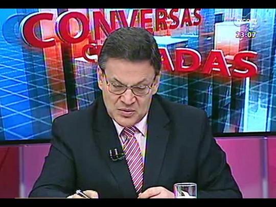Conversas Cruzadas - Conversa sobre o Fórum da Educação 2014 - Bloco 4 - 07/04/2014