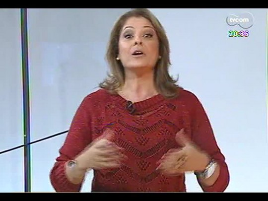TVCOM Tudo Mais - \'Rede Social\': Os bastidores da Copa do Mundo com Fernanda Pandolfi