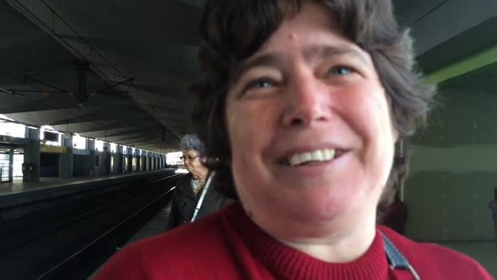 Trensurb passa a operar novo trem com elogios de passageiros