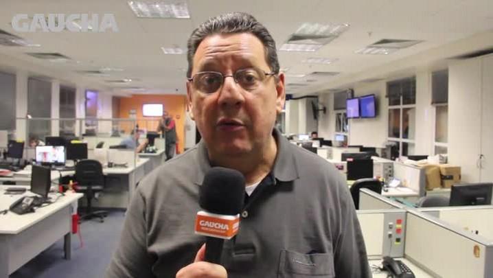Pré-Jogo - Marco Antônio Pereira comenta: Grêmio enfrenta o São Paulo com a força da torcida
