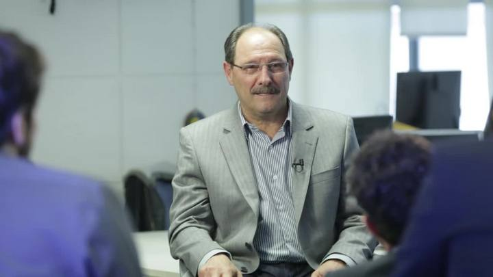 #LaUrna chama na chincha José Ivo Sartori, candidato a governador do RS