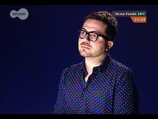 Mãos e Mentes - artista plástico e diretor do Mac-RS André Venzon - Bloco 2 - 09/11/2014