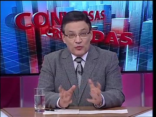Conversas Cruzadas - Os trabalhos temporários na temporada de final de ano - Bloco 1 - 12/12/2014